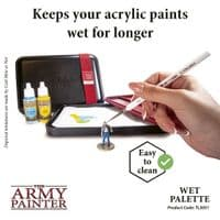 Wet Palette - The Army Painter | Black Star Games | UK